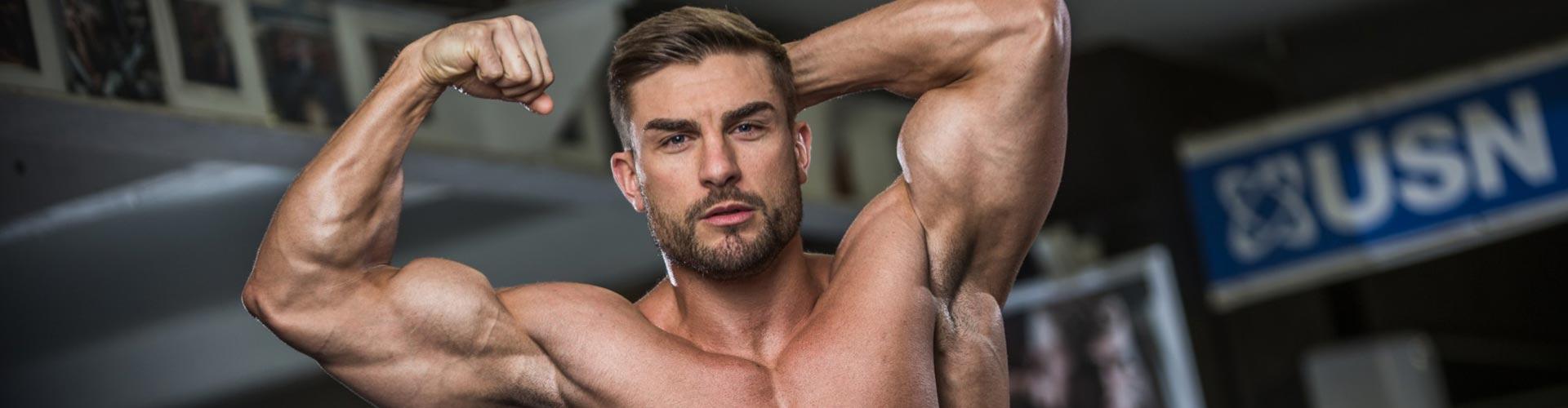 Ryan Terry Visits Bodyworld Taunton