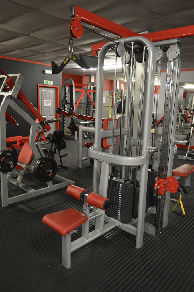 Bodyworld Cable Lat Pull Down