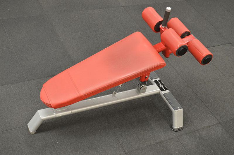 Bodyworld Decline Adjustable Bench