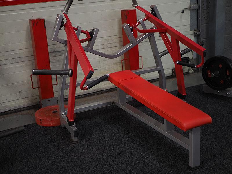 Bodyworld Horizontal Bench Press