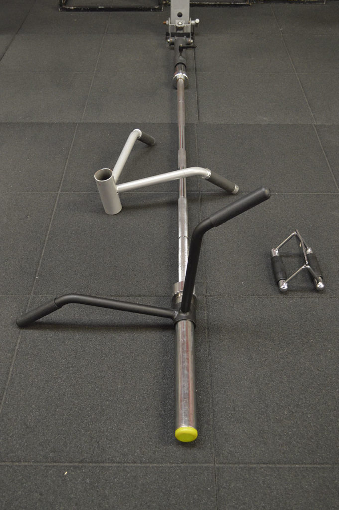 Bodyworld Rig T-Bar Platform Setup