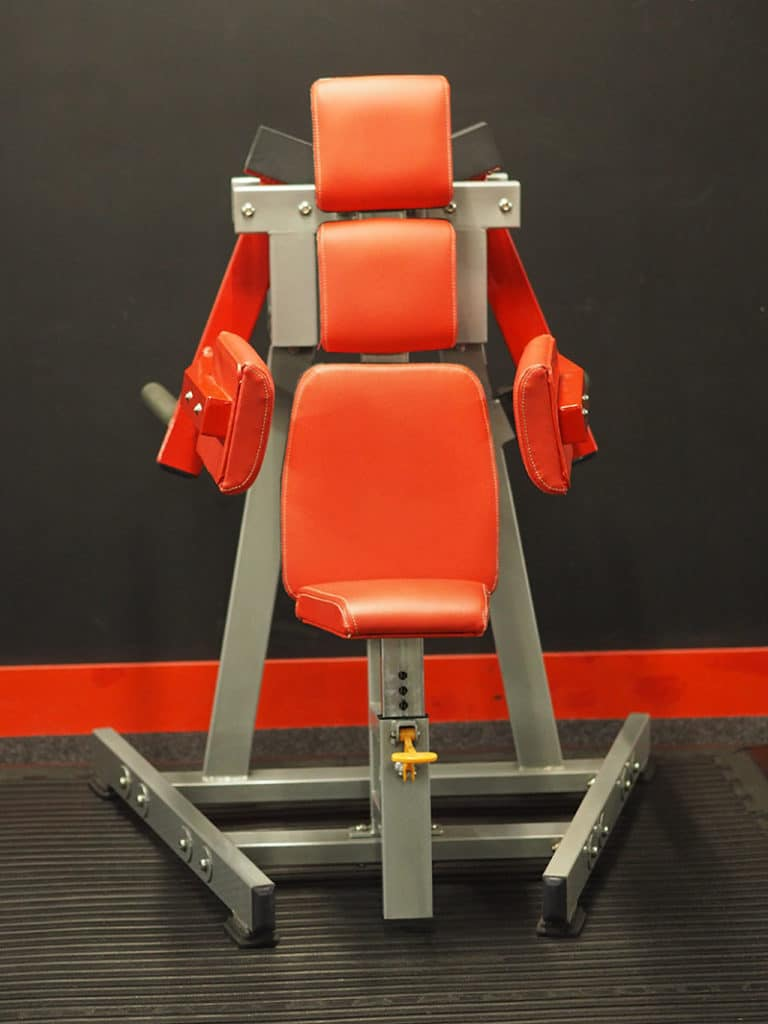 Bodyworld Seated ISO Lateral Raise