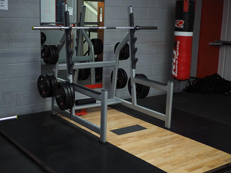 Bodyworld Squat Rack Platform