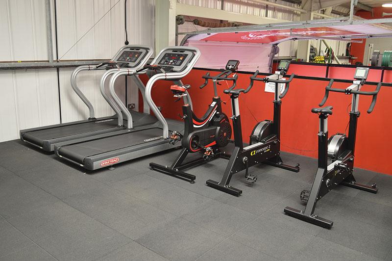 Bodyworld Treadmills Watt Bike and Concept 2 Bike ERG