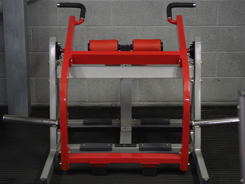 Bodyworld Tricep Plate Machine Plated