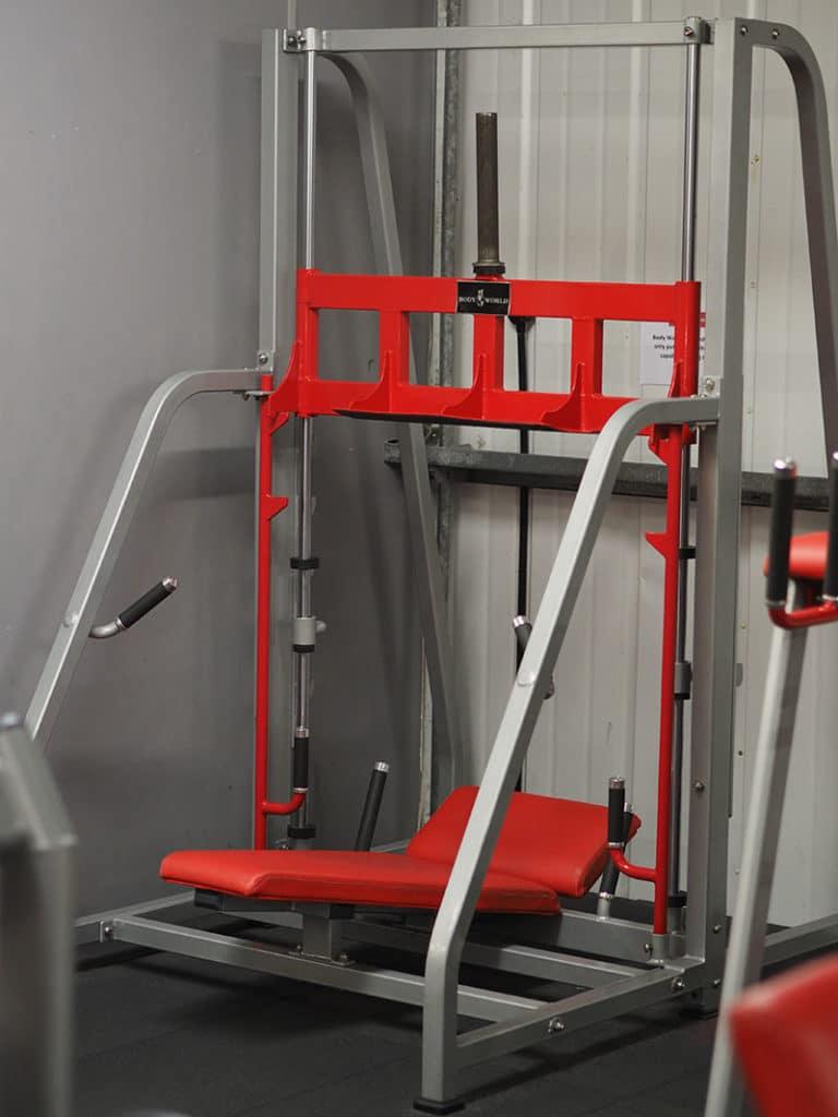 Bodyworld Vertical Leg Press