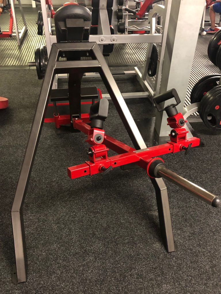 Watson Chest Supported Row