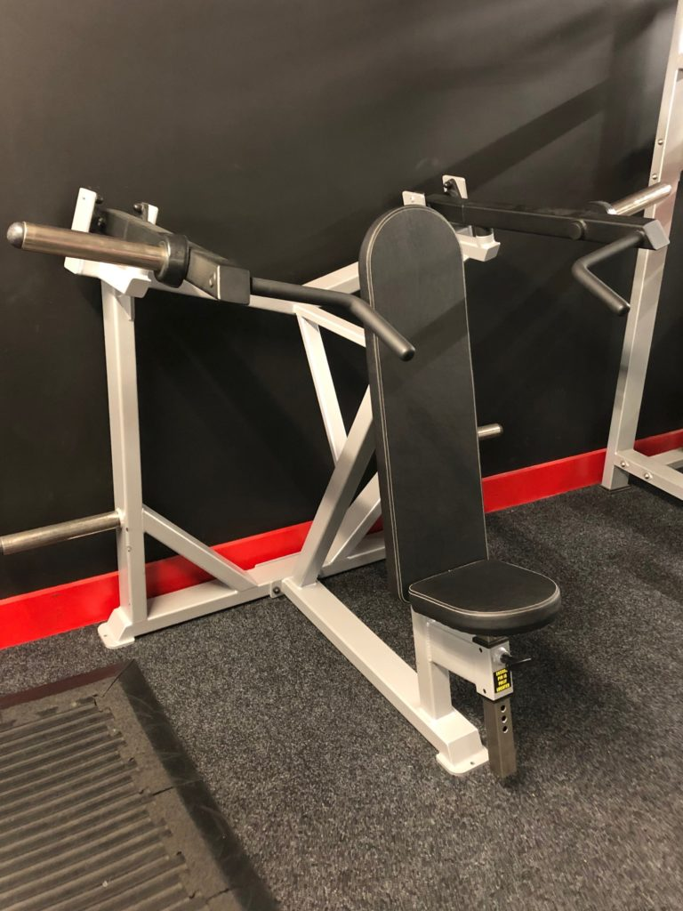 Watson Seated Shoulder Press
