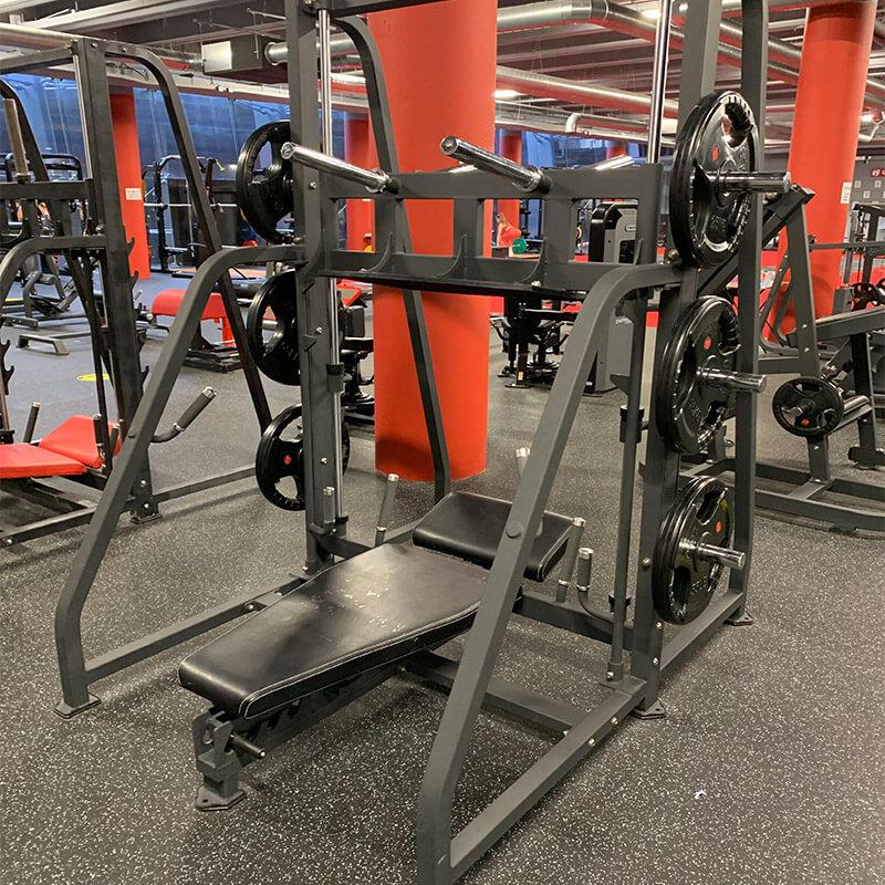 Bodyworld Plymouth - Vertical Leg Press